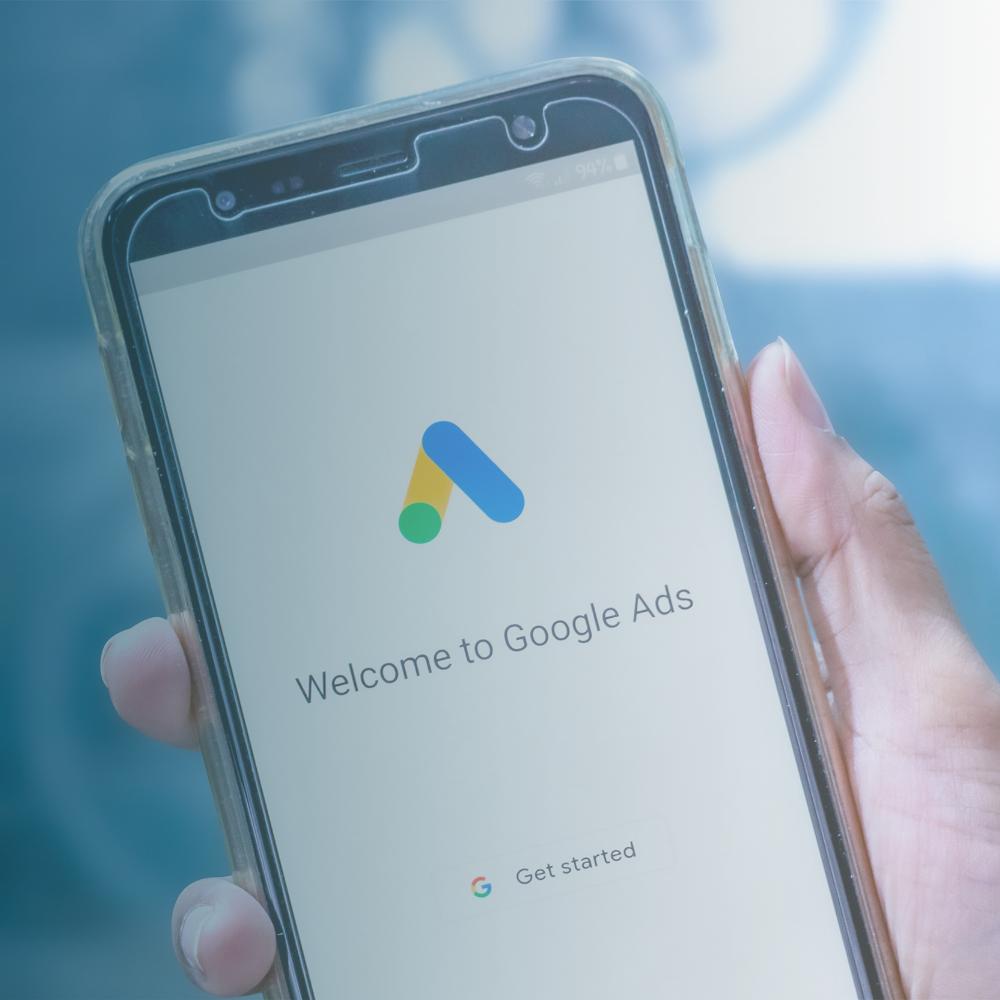 Création publicité Google Ads search Leads à Saintes Cognac Royan Cognac Charente Maritime